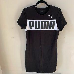Puma Black Tee Dress